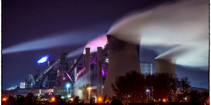 British Steel Turn It Purple!