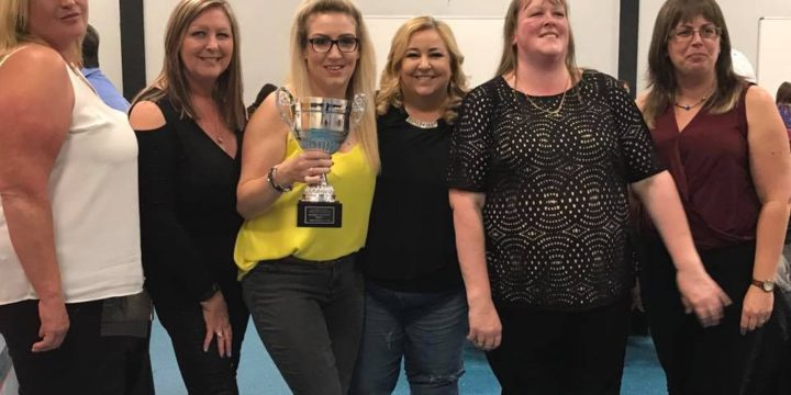 Parkgate & Rawmarsh Ladies Charity Darts League